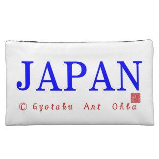 尾長グレ!JAPAN 魚拓 Gyotaku Cosmetic Bags