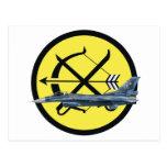 戦競 2010 del 飛行隊 del 航空自衛隊第 6 F2 Tarjeta Postal