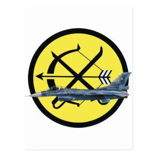 戦競 2010 del 飛行隊 del 航空自衛隊第 6 F2 Tarjetas Postales