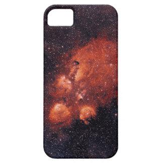 手先の星雲NGC 6334くま爪のゴム64 iPhone SE/5/5s CASE
