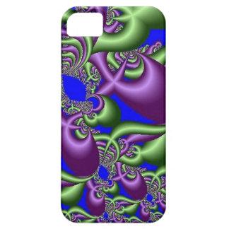 抽象的なフラクタルの芸術(100) iPhone SE/5/5s CASE