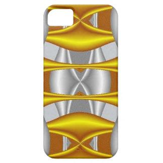 抽象的なフラクタルの芸術(28) iPhone SE/5/5s CASE