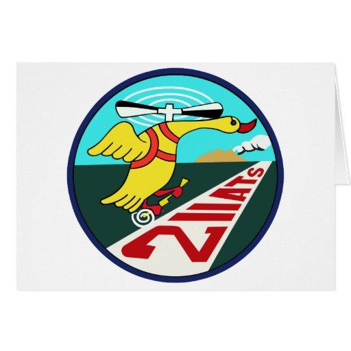 教育航空隊パッチ del 第 211 felicitación