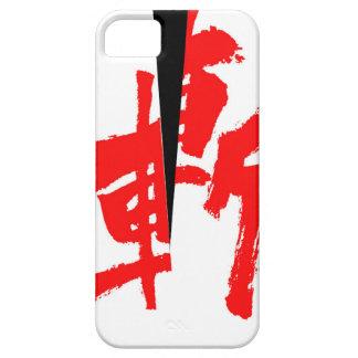 斬 ZAN Nippon iPhone SE/5/5s Case