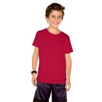 新年賀喜 恭喜發財紅色喜氣T恤 T SHIRTS