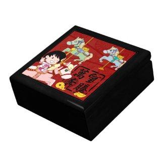新年賀喜 萬馬奔騰 特製禮盒 JEWELRY BOX