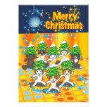 日本のクリスマス - Japanese Christmas 案内状