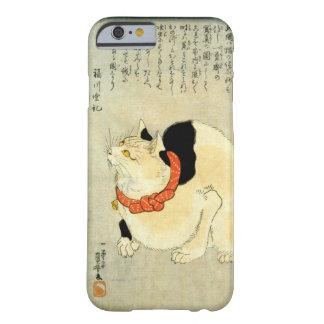日本猫, 国芳 Japanese Cat, Kuniyoshi, Ukiyo-e Barely There iPhone 6 Case