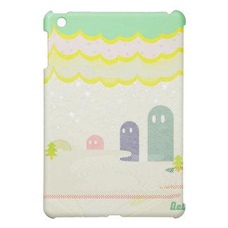 星の国の不思議な生き物Delta01typeD かわいいiPadケース iPad Mini Covers