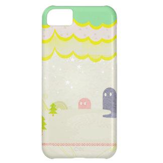 星の国の不思議な生き物Delta01typeD かわいいiPhone ケース カバー iPhone 5C Case