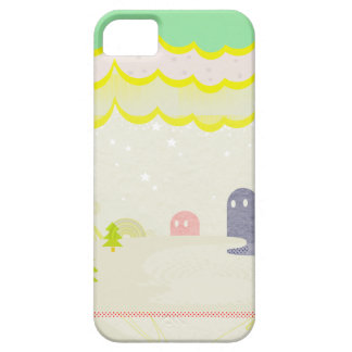 星の国の不思議な生き物Delta01typeD かわいいiPhone ケース カバー iPhone SE/5/5s Case