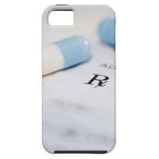 書かれた規定の丸薬 iPhone 5 CASE