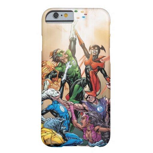 最も黒い夜カバー BARELY THERE iPhone 6 CASE