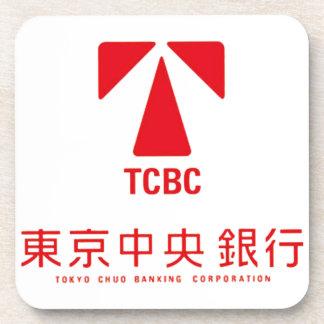 東京中央銀行 コースター BEVERAGE COASTER