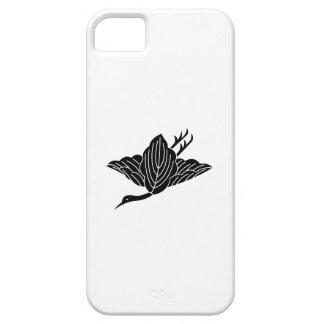 柏鶴 iPhone SE/5/5s CASE