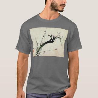梅花, 北斎 Plum Blossoms, Hokusai, Ukiyo-e T-Shirt