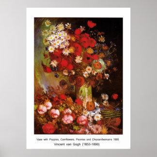 梵高, Vincent van Gogh Poster