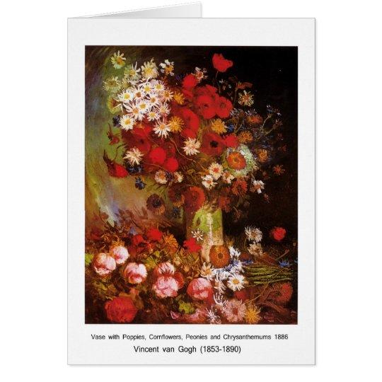 梵 高, Vincent Van Gogh Card