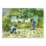 梵 高,  Vincent van Gogh Greeting Card