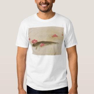 椿と鯉, 速水御舟 Camellia and Carp, Gyoshū T-shirt