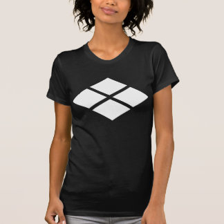 武田信玄 家紋, Takeda Shingen KAMON, Japanese Family Cre T-shirt