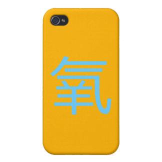 氧, oxígeno iPhone 4 cárcasas