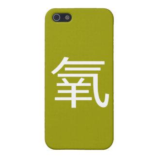 氧, oxígeno iPhone 5 protector