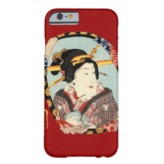 江戸の歌舞伎役者, 豊国 Edo Kabuki Actor, Toyokuni, Ukiyo-e Barely There iPhone 6 Case