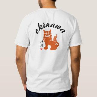 沖縄, Okinawa Oriental Lion Tee Shirt