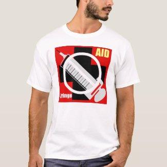 注射禁止 shirt