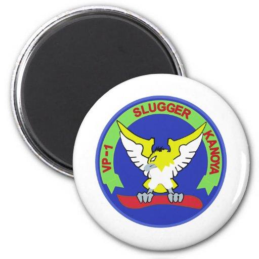 海上自衛隊第1航空隊フルカラ-パッチ MAGNETS