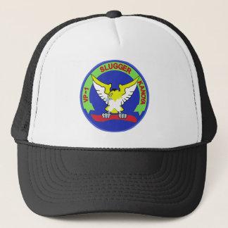 海上自衛隊第1航空隊フルカラ-パッチ TRUCKER HAT