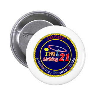 海上自衛隊第21航空隊パッチ PINBACK BUTTON