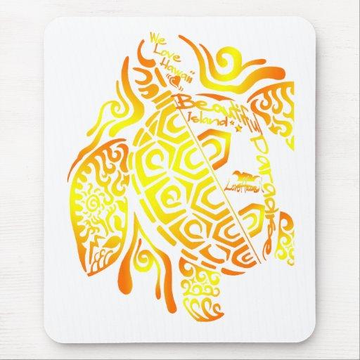 海亀(HONU) マウスパッド