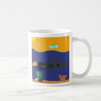 海洋生物、動物, Do you like drawing?, Sophie Coffee Mug