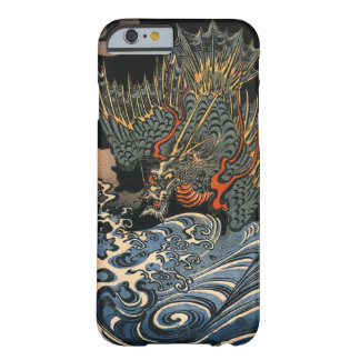 海龍, 国芳, Sea Dragon, Kuniyoshi, Ukiyo-e Barely There iPhone 6 Case