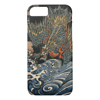 海龍, 国芳, Sea Dragon, Kuniyoshi, Ukiyo-e iPhone 7 Case