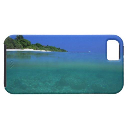 海 7 iPhone 5 FUNDAS