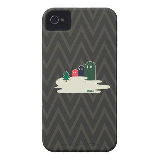 湖の不思議な生き物Delta01typeB iPhoneケース Case-Mate iPhone 4 Case