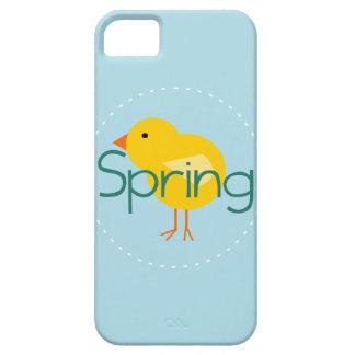 漫画の春の鳥 iPhone 5 COVER