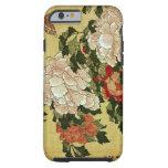 牡丹に蝶 Peonies Butterfly 葛飾北斎 Katsushika Hokusai iPhone 6 Case