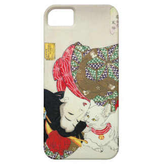 猫が好き, 芳年 I Love Cats, Yoshitoshi, Ukiyo-e iPhone SE/5/5s Case