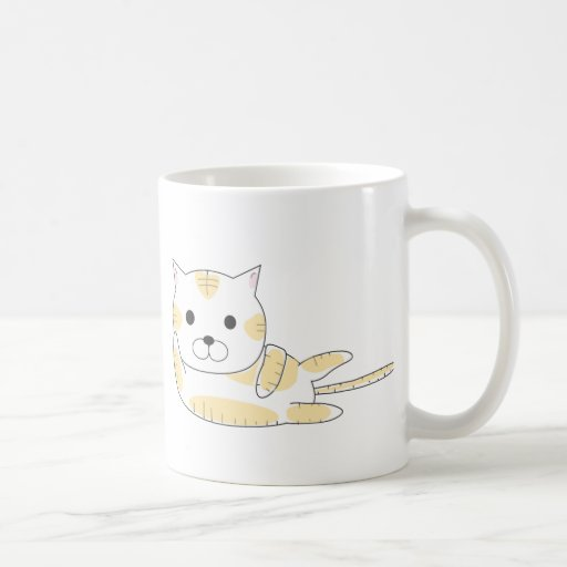 猫だけ.ai coffee mugs
