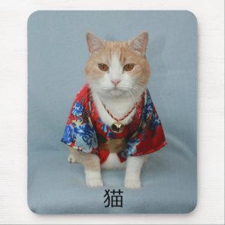 猫 MOUSE PAD