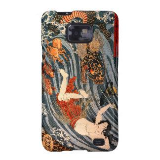 玉取姫 Princess Jewel Taker Tamatori-hime -Samsung #3 Galaxy SII Covers