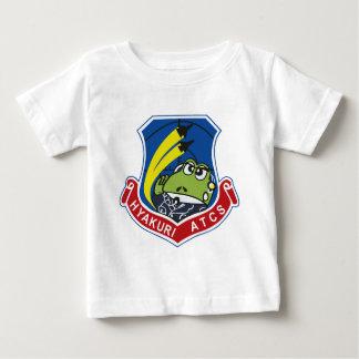 百里基地航空交通管制隊ワッペン BABY T-Shirt