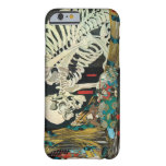 相馬の古内裏,国芳 Skeleton manipulated by Witch, Kuniyoshi Barely There iPhone 6 Case