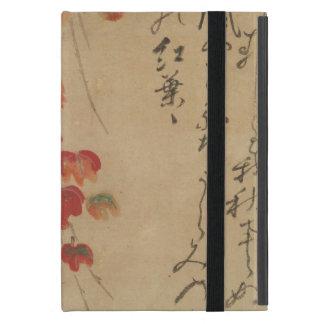 秋蔦, 乾山 Autumn Ivy, Kenzan, Japan Art Cover For iPad Mini