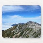 立山連峰の山並み ALFOMBRILLA DE RATON
