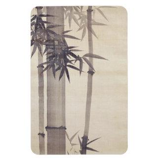 竹 bambú del 其一 Kiitsu arte de Japón Iman